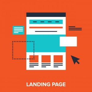 landing page network marketing