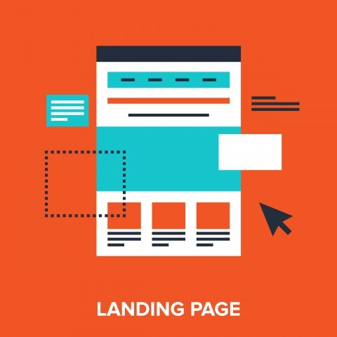 Landing Page Network Marketing