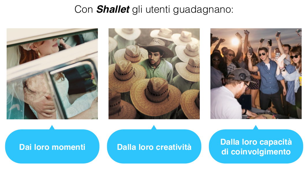 guadagnare con shallet app