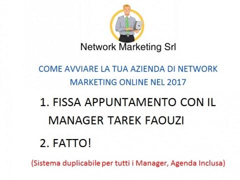 Come Si Crea Un Network Marketing