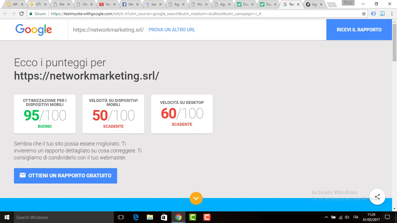 Strumenti Web Network Marketing
